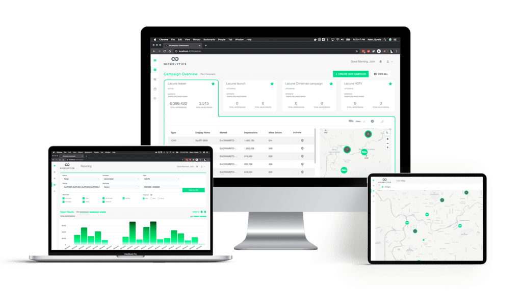 Nickelytics Analytics Tools