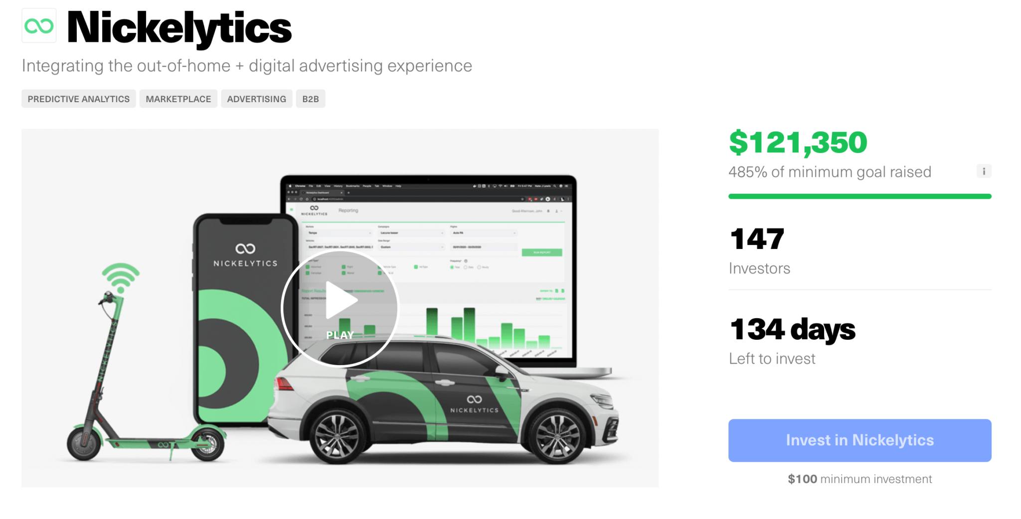 nickelytics-raises-$120,000-in-a week