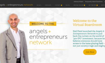 Neil Patel Angels & Entrepreneurs